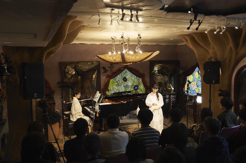 石川由依 UTA-KATA Vol.1〜夜明けの吟遊詩人〜 2020年1月11日東京公演 レポート