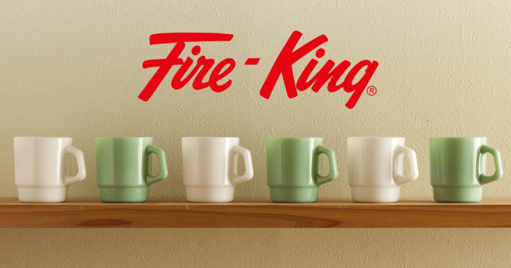 Fire-Kingのマグカップ
