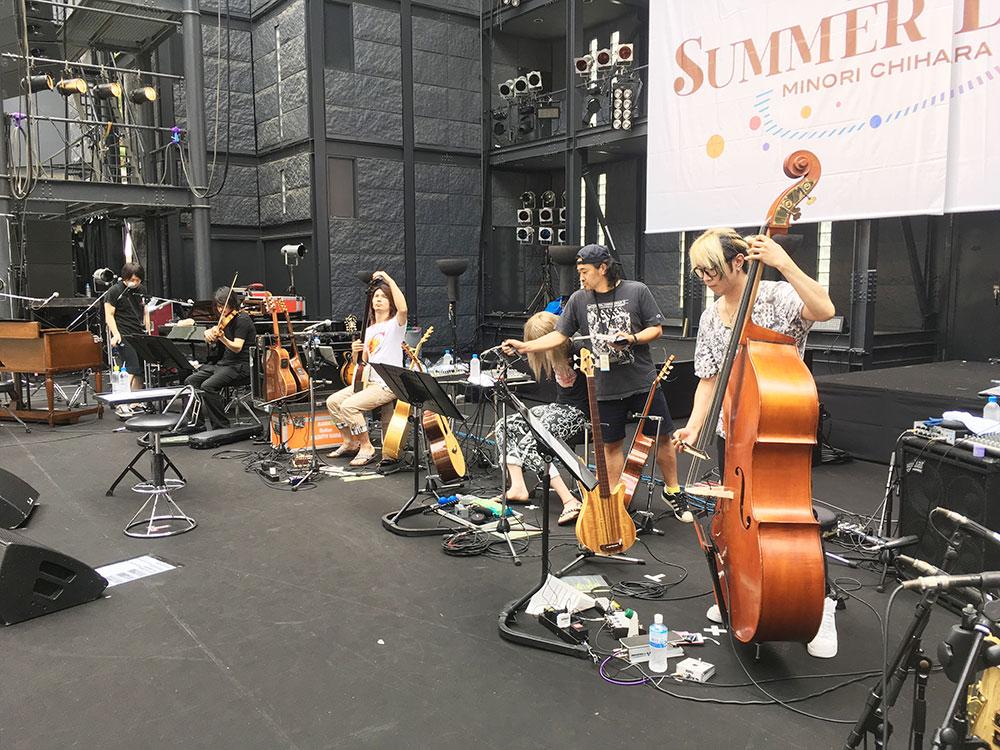 茅原実里さん SUMMER CHAMPION ブログ