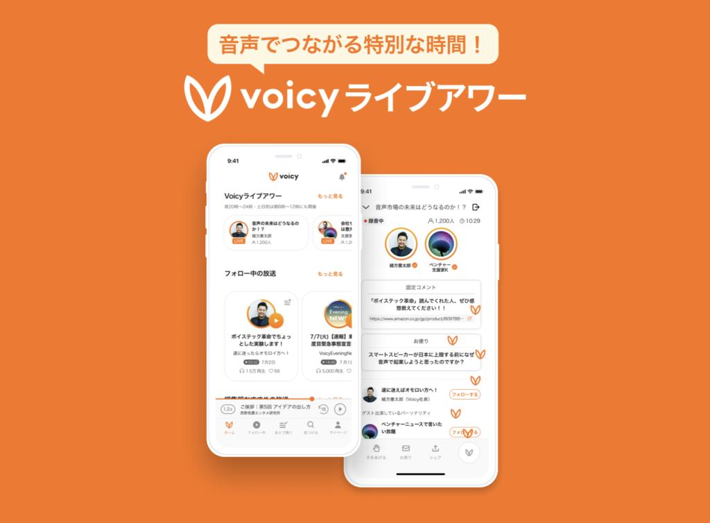 サマチャン制作宣伝部でVoicyライブアワー活用計画